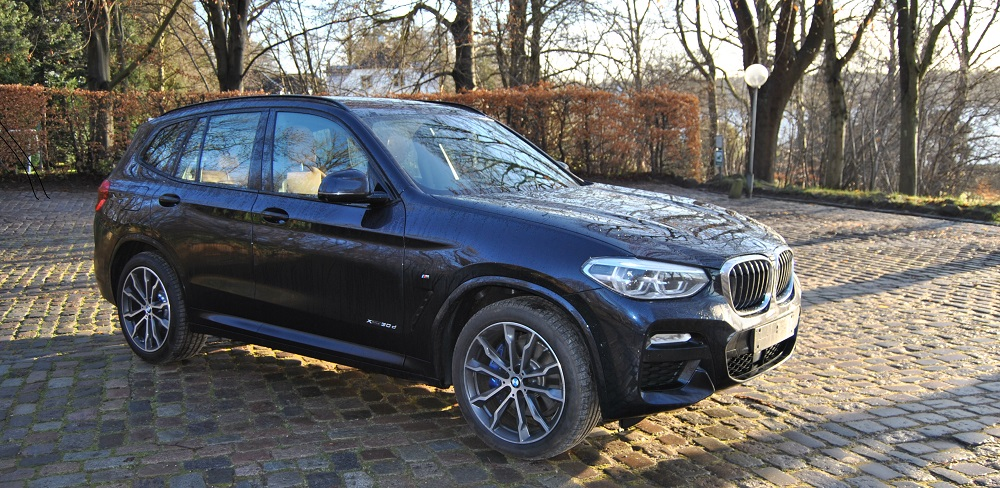 First Drive: BMW X3 xDrive30d