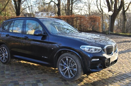First Drive: BMW X3 xDrive30d