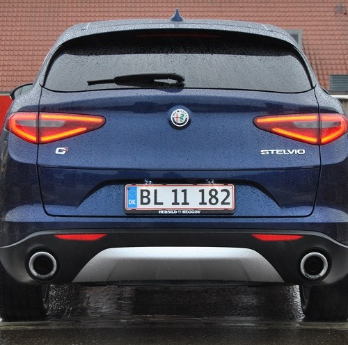 Test: Alfa Romeo Stelvio 2.0 Q4