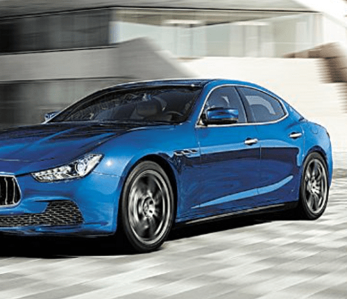 Genvej til Maserati Ghibli med privatleasing