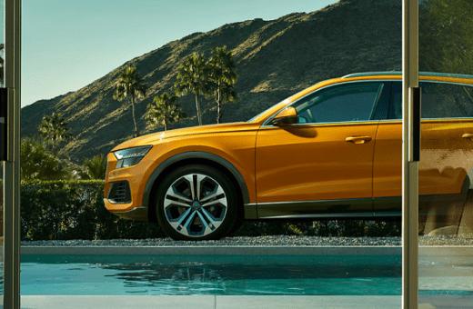 Ny Audi Q8 – facts om den luksuriøse SUV