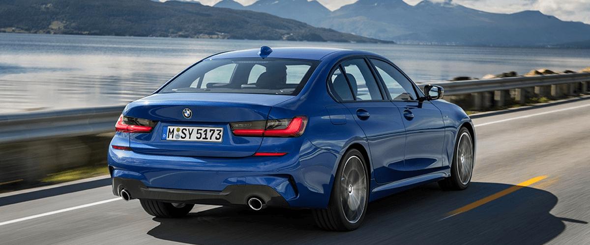 Verdenspremiere på ny BMW 3-serie
