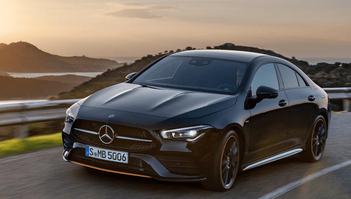 Alle facts om den nye Mercedes-Benz CLA