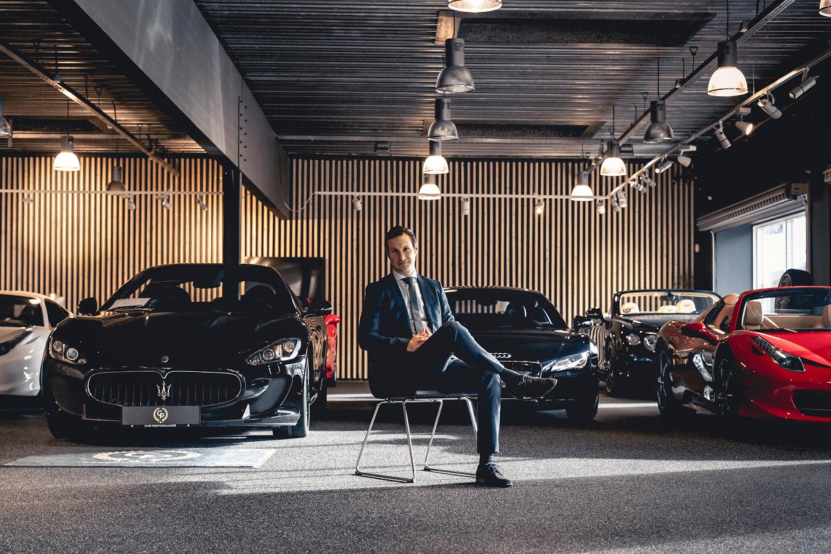 Mød ugens profil Christian Koldt