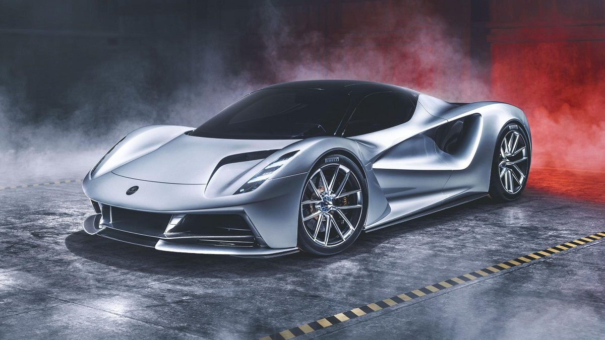 Lotus Evija bliver verdens hurtigste elbil