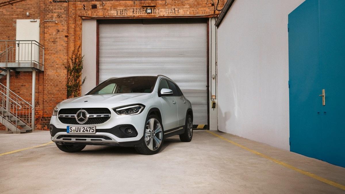 Nyhed: Mercedes-Benz GLA