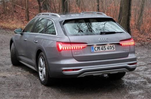 Test: Audi A6 allroad quattro 50 TDI