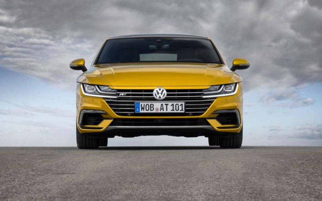 Billeder lækket: VW Arteon shooting brake