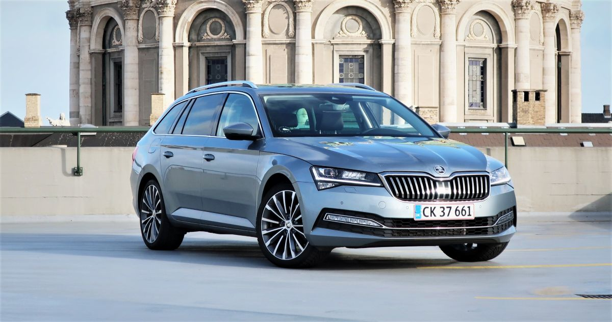 Test Skoda Superb Combi Style 2.0 TDI