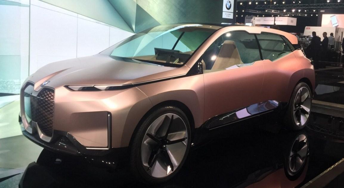 Fremtidens BMW Vision iNEXT
