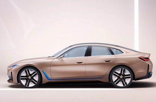 Nyhed: BMW i4