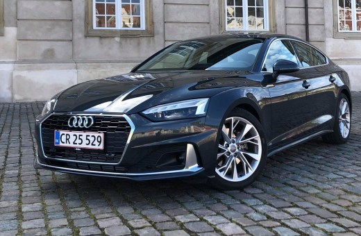 Test: Audi A5 Sportback Advanced Prestige Plus 40 TFSI