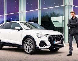 Audi e-tron 50 fra 569.990 kr.