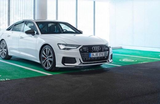 Danske priser på Audi A6 plugin hybrid