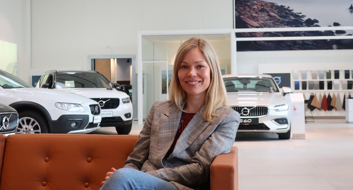 Ugens profil Rikke Aagaard Petersen