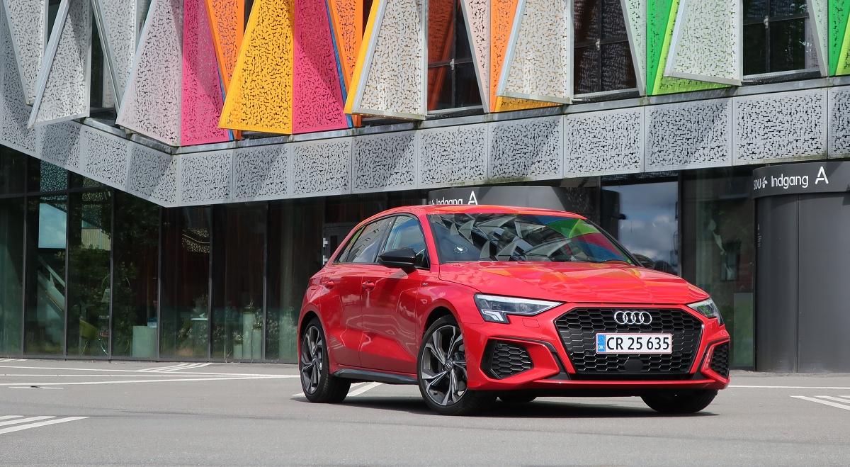 Test: Audi A3 Sportback 35 TDI S-Line