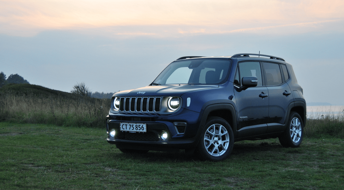 Test: Jeep Renegade 4xe Limited