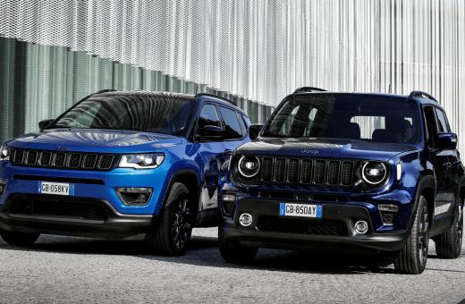 First Drive: Plug-in hybrid versioner af Jeep Renegade og Compass