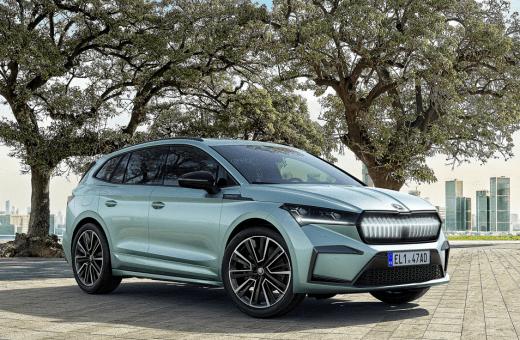 Nyhed: Škoda Enyaq iV