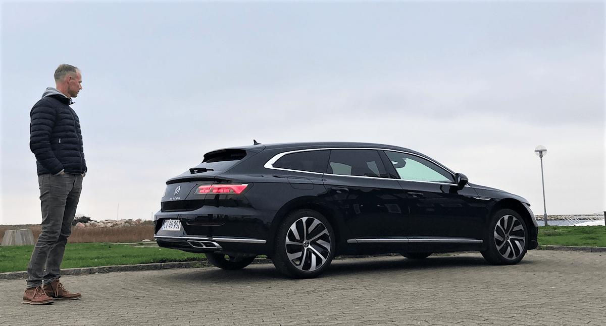 First Drive: VW Arteon Shooting Brake
