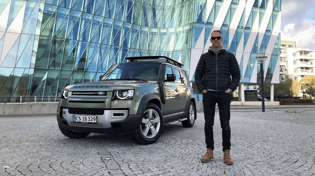 Test: Land Rover Defender 3.0 First Edition