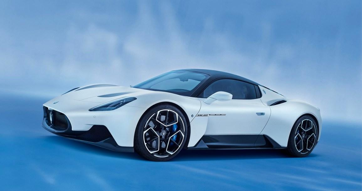 Maserati MC20: En ny superbil er født