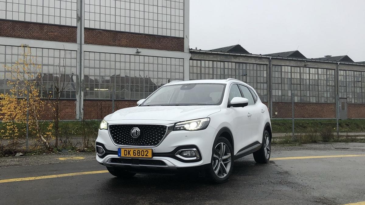 First Drive: MG EHS plug-in hybrid