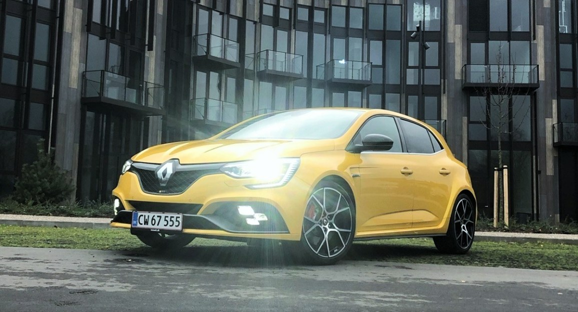 Test: Renault Megane R.S. Trophy