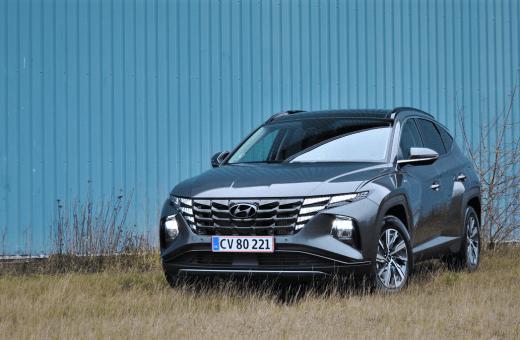 First Drive: Ny Hyundai Tucson