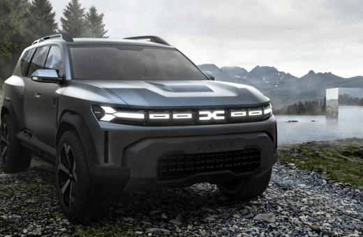 Nyhed: Dacia Bigster