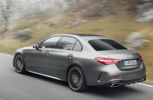 Ny Mercedes-Benz C-klasse fra 519.900 kr.