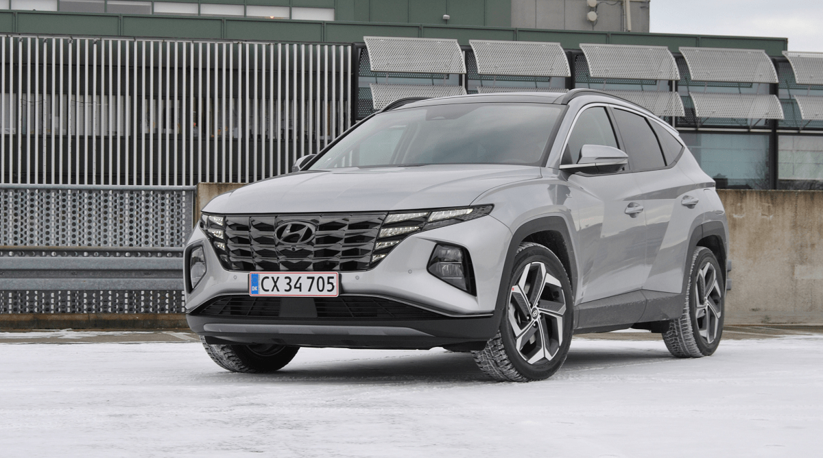 Test: Hyundai Tucson 1.6 CRDi Advanced