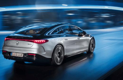 Mercedes introducerer skarpe EQS-model priser