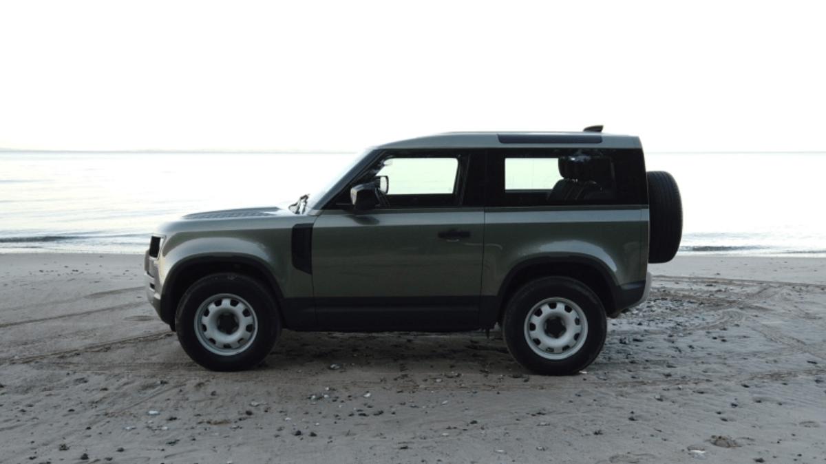Test: Land Rover Defender 90″ 3.0