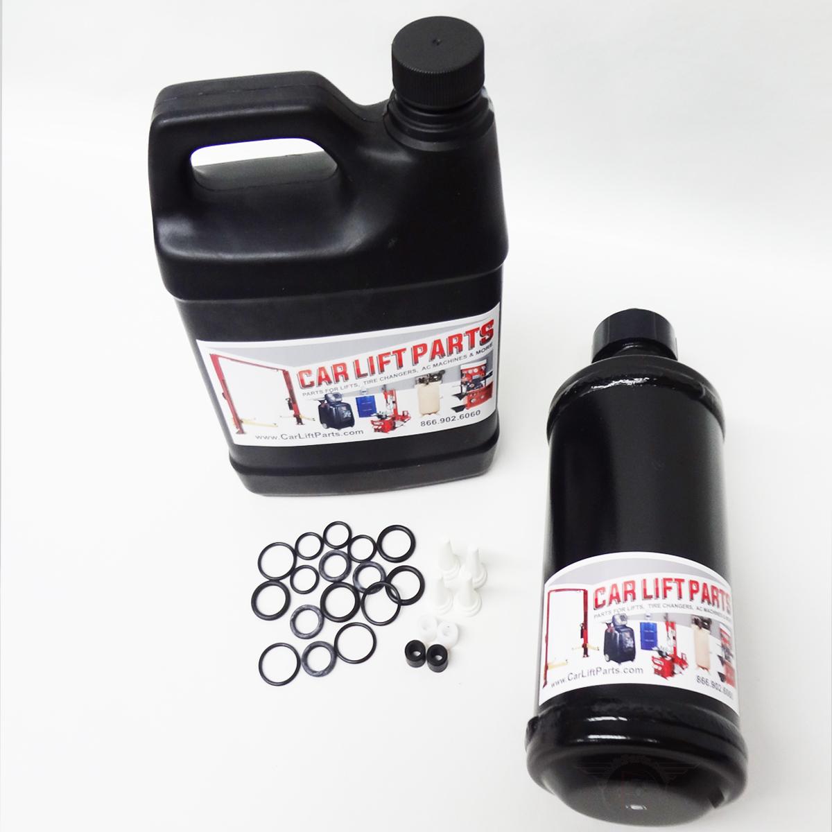 Ac C Refrigerant Oil