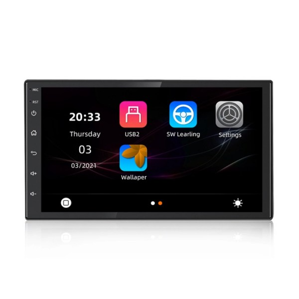 Wired Aftermarket Apple Carplay Head Unit Car Stereos for Beginners