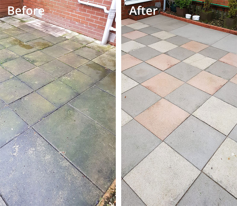 gallery patio driveway cleaning
