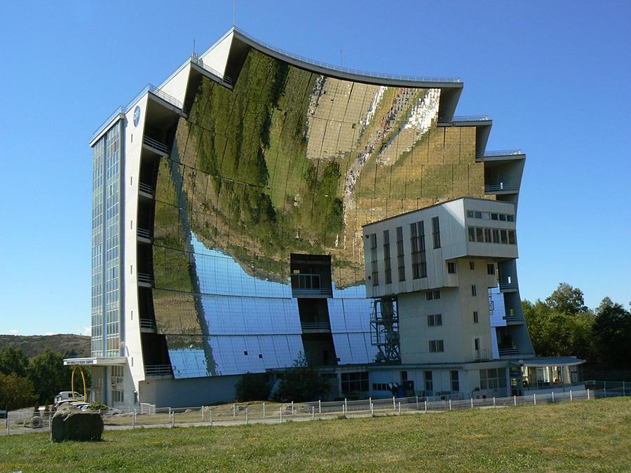 Hôtel Carlit - Font-Romeu - Four solaire