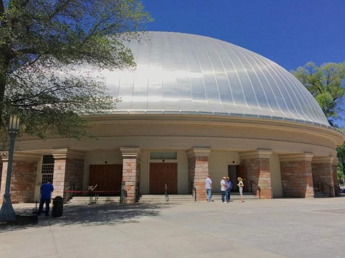 Mormon Tabernacle.