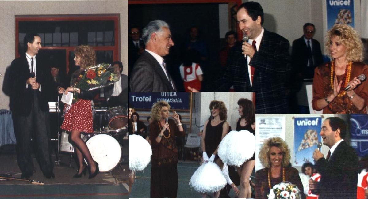 era il 1988, e toccò a me presentare Antonella Clerici…