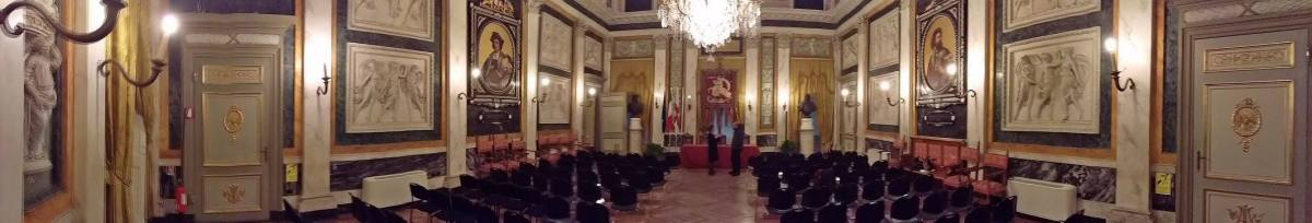 """L'Assemblea CISA """"a palazzo"""""""