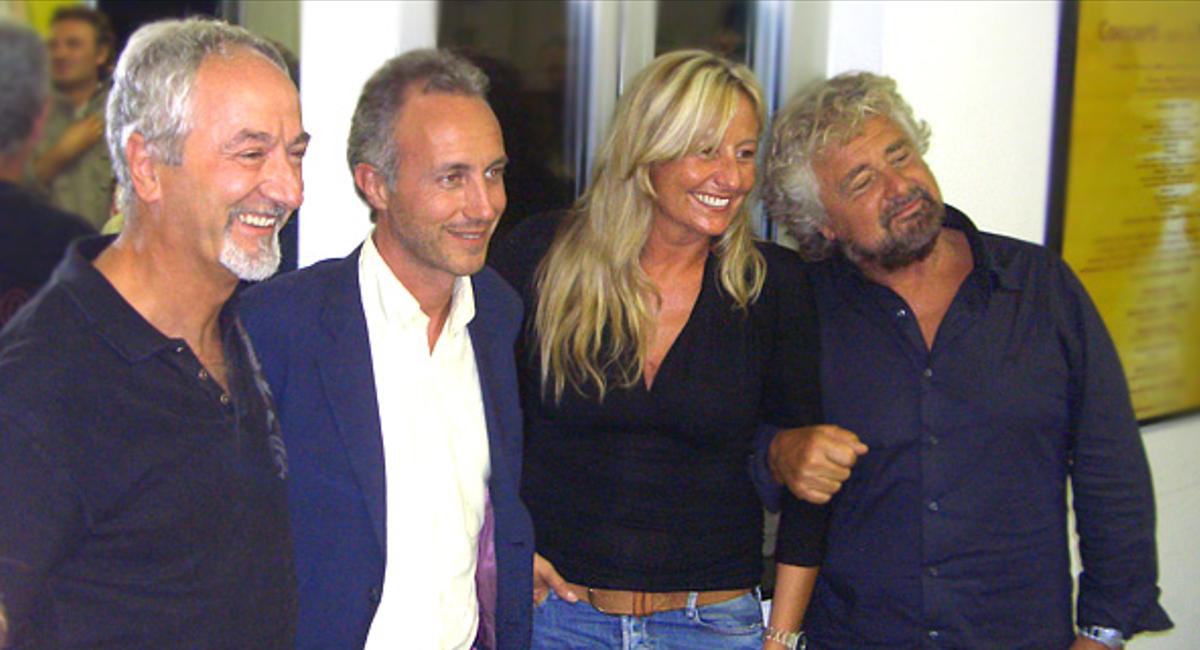 """Io, la """"Notte grigio topo"""", il MoVimento 5 Stelle…"""