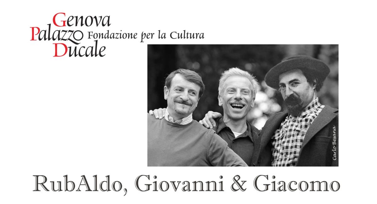 Bizzarri, Bin Loden, RubAldo Giovanni e Giacomo…