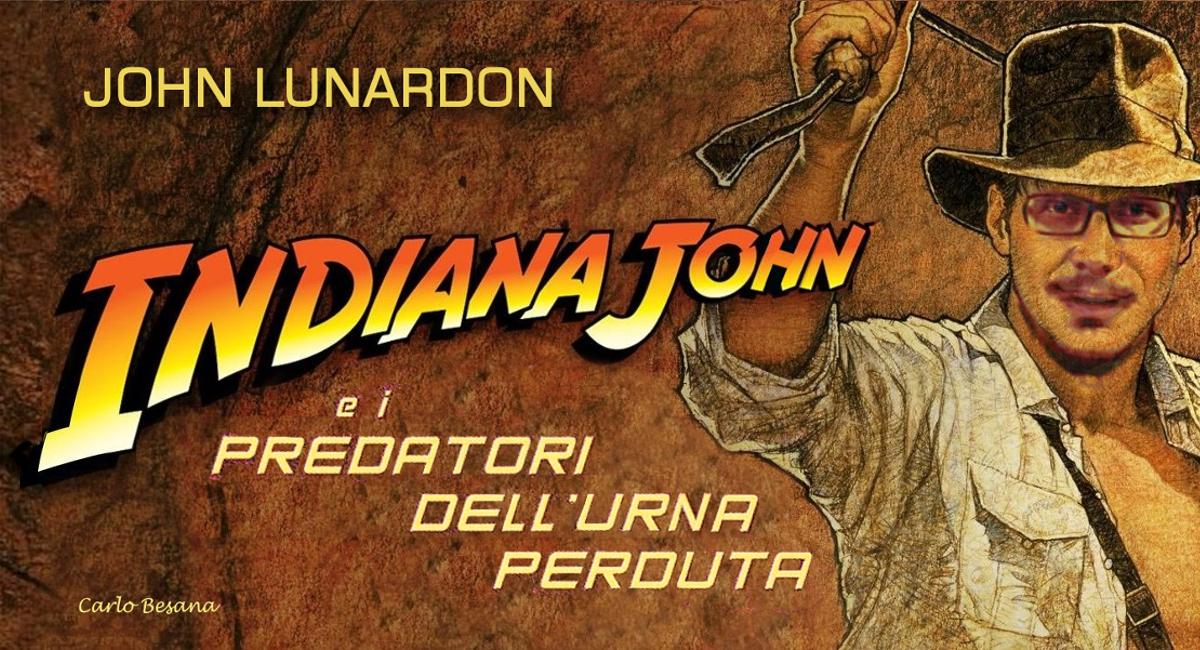 Indiana John…