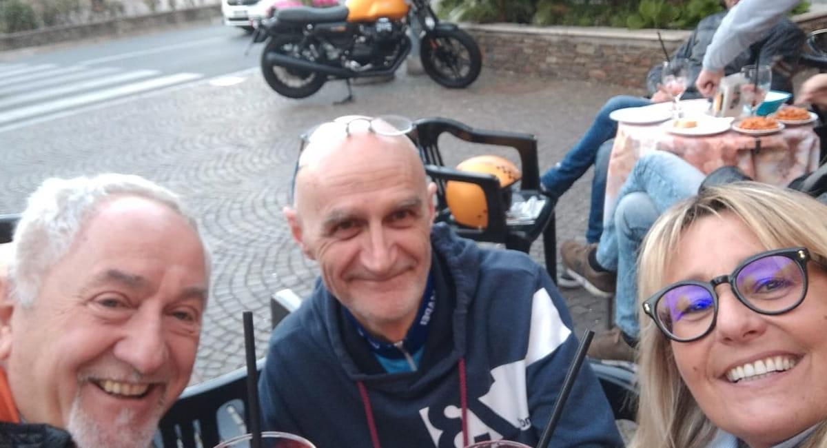 Carlo Argenton, che piacere rivedersi!!!…