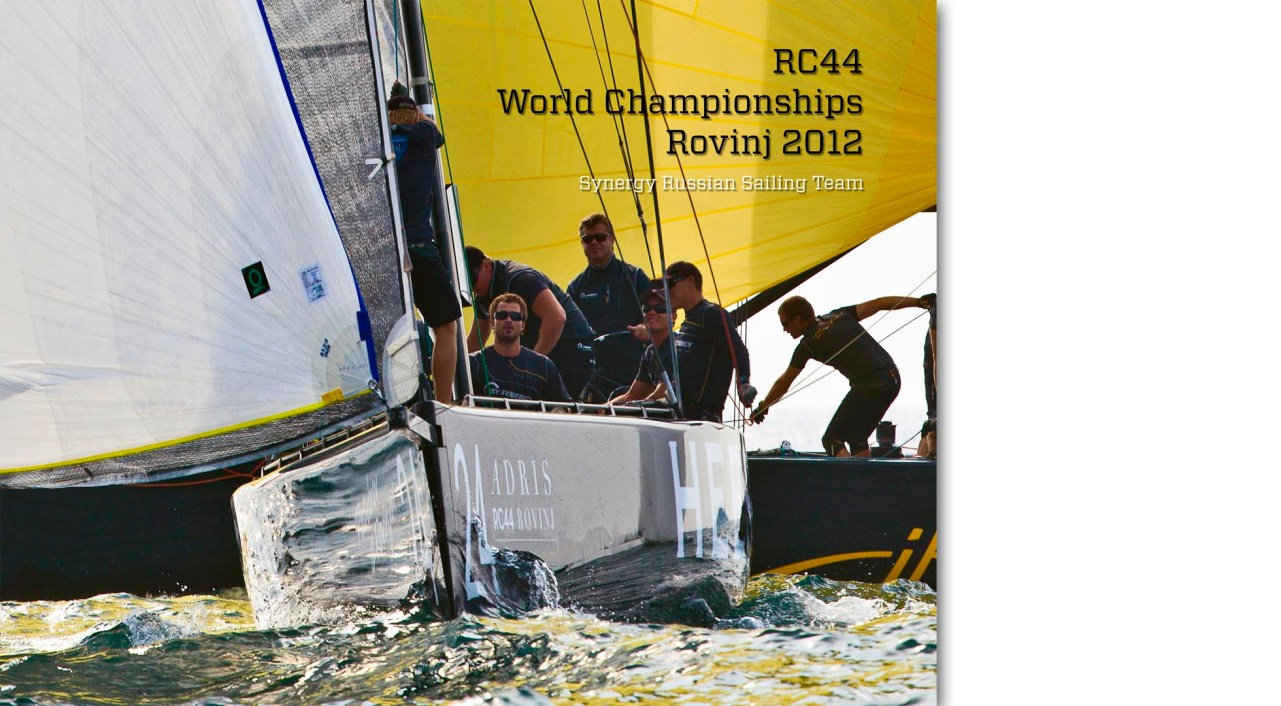 Rovinj, 03-10-2012 Adris RC44 Rovinj World Championships 2012 Photo: Studio Borlenghi/Guido Trombetta