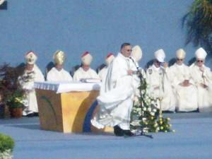 L'omelia del nuovo Pastore Agrigentino