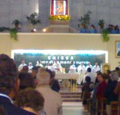 Altare Chiesa Maria Consolata