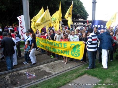 NO al PONTE ! -02/10/2010-014