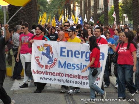 NO al PONTE ! -02/10/2010-057